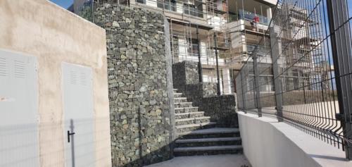 Escaleras de Gaviones  Marbella